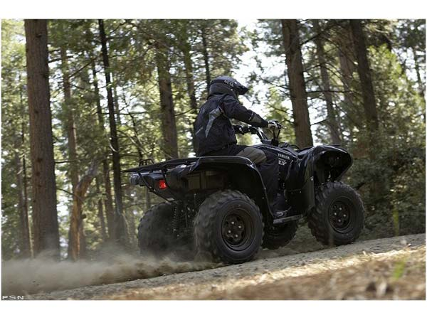 2009 Yamaha Grizzly 550 FI Auto. 4x4 EPS in Sandpoint, Idaho - Photo 9