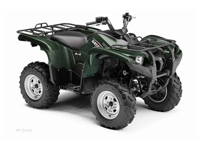2009 Yamaha Grizzly 550 FI Auto. 4x4 EPS in Sandpoint, Idaho - Photo 3