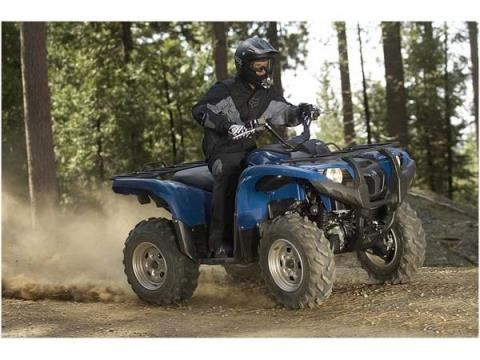 2009 Yamaha Grizzly 550 FI Auto. 4x4 EPS in Sandpoint, Idaho - Photo 6