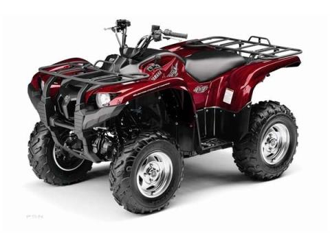 2009 Yamaha Grizzly 550 FI Auto. 4x4 EPS Special Edition in Tyrone, Pennsylvania - Photo 10
