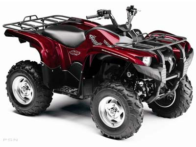2009 Yamaha Grizzly 700 FI Auto. 4x4 EPS Special Edition in Metuchen, New Jersey - Photo 27