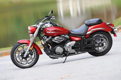 2009 Yamaha V Star 650 Silverado in Monroe, Michigan