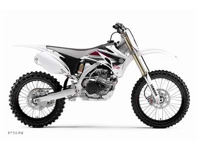 2009 Yamaha YZ450F Motorcycles Auburn California U038377