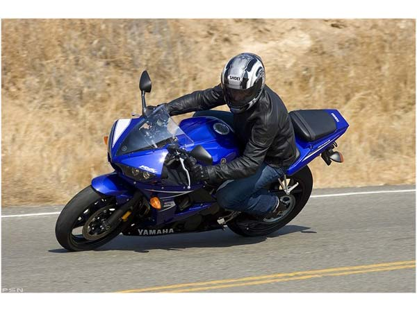 2009 Yamaha YZF-R6S in Greenville, South Carolina