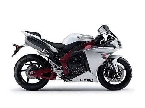 2009 Yamaha YZFR1 1