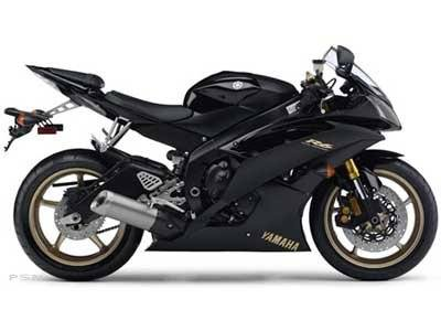 2009 Yamaha YZFR6 1