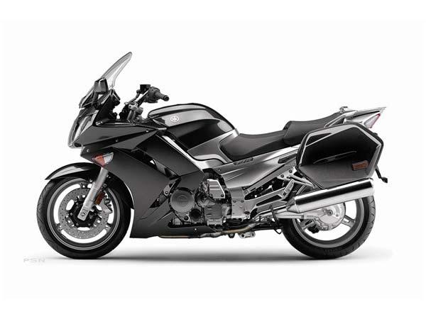 2009 Yamaha FJR 1300A 6