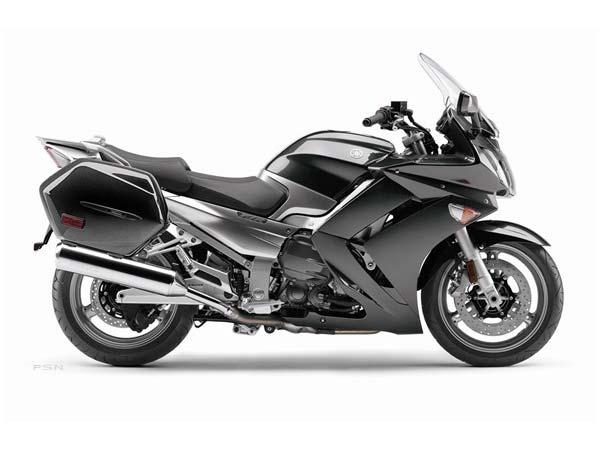 2009 Yamaha FJR 1300A 5