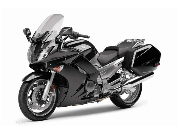 2009 Yamaha FJR 1300A 8