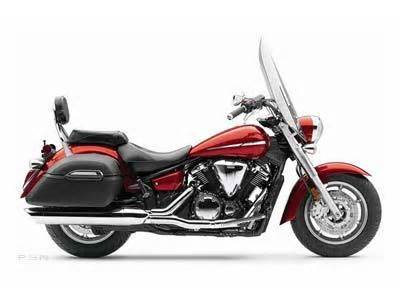 2009 Yamaha V Star 1300 Tourer in Bridgeport, West Virginia