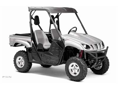 2009 Yamaha Rhino 700 FI Auto. 4x4 Sport Edition in Eastland, Texas - Photo 6