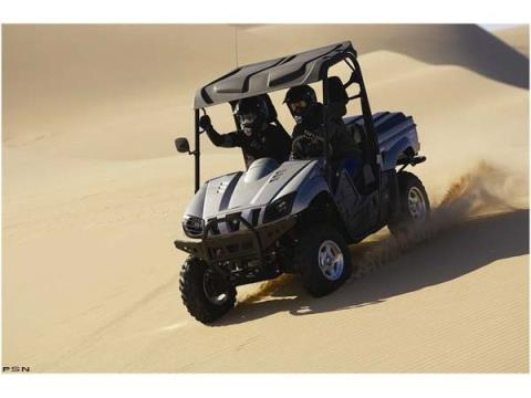 2009 Yamaha Rhino 700 FI Auto. 4x4 Sport Edition in Eastland, Texas - Photo 8