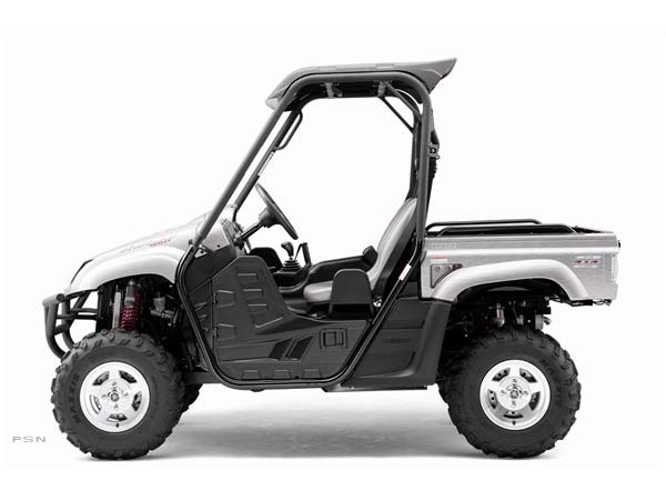 2009 Yamaha Rhino 700 FI Auto. 4x4 Sport Edition in Eastland, Texas - Photo 5