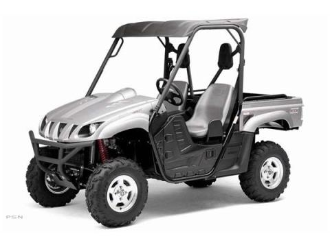 2009 Yamaha Rhino 700 FI Auto. 4x4 Sport Edition in Eastland, Texas - Photo 7
