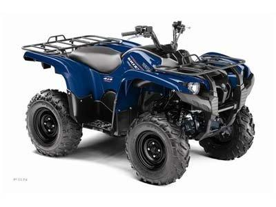 2010 Yamaha Grizzly 700 FI Auto. 4x4 in Berlin, New Hampshire