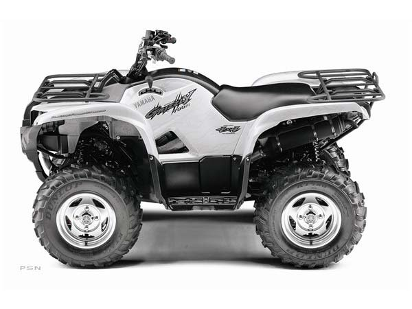 2010 Yamaha Grizzly 700 FI Auto. 4x4 EPS Special Edition in Statesville, North Carolina - Photo 15