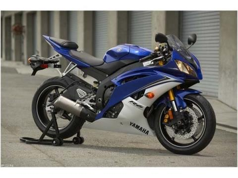 2010 Yamaha YZF-R6 in Monroe, Michigan - Photo 3