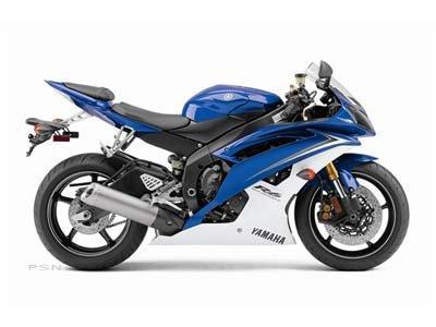 2010 Yamaha YZF-R6 1