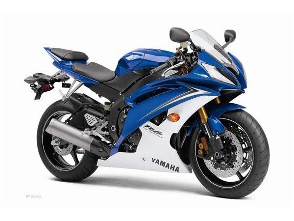2010 Yamaha YZF-R6 4
