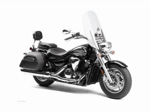 2010 Yamaha V Star 1300 Tourer in Bellevue, Washington