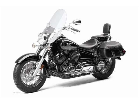 2010 Yamaha V Star 650 Silverado in Greenville, South Carolina