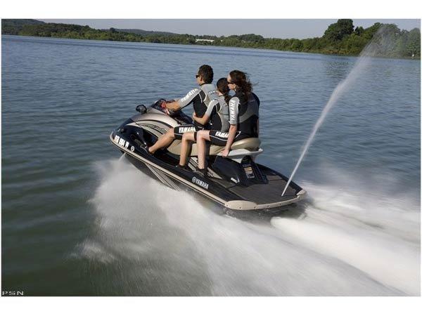 2010 Yamaha VX Cruiser 4