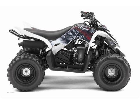 2011 Yamaha Raptor 90 in Hamilton, New Jersey - Photo 1