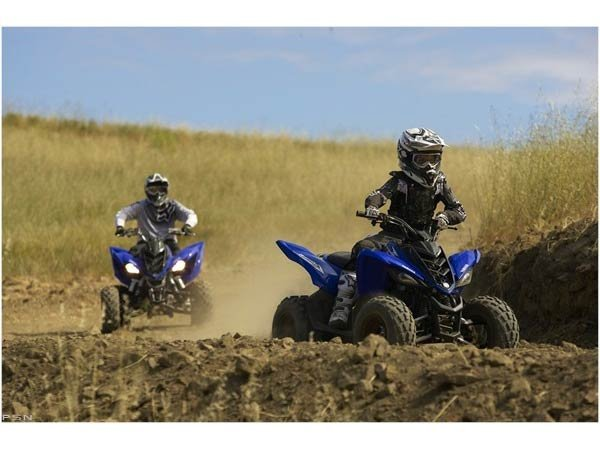 2011 Yamaha Raptor 90 in Hamilton, New Jersey - Photo 6