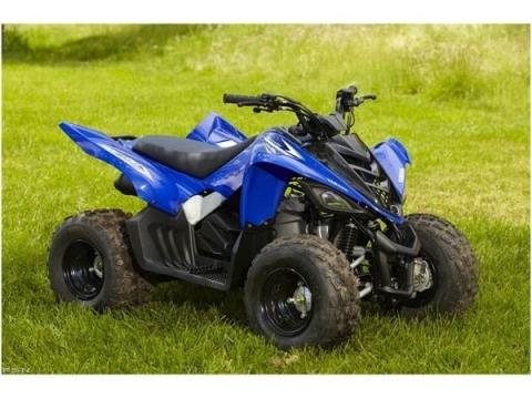 2011 Yamaha Raptor 90 in Hamilton, New Jersey - Photo 4