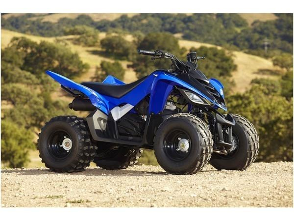 2011 Yamaha Raptor 90 in Hamilton, New Jersey - Photo 2