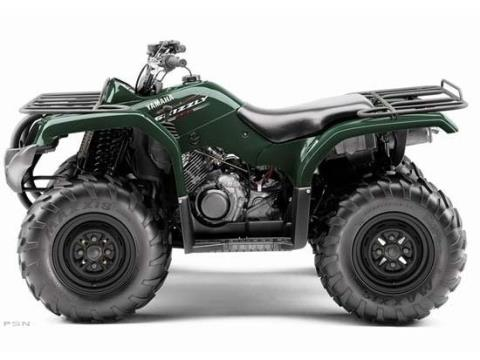 2011 Yamaha Grizzly 350 Auto. 4x4 IRS in Ebensburg, Pennsylvania - Photo 5