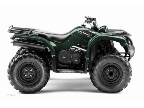 2011 Yamaha Grizzly 350 Auto. 4x4 IRS in Ebensburg, Pennsylvania - Photo 4