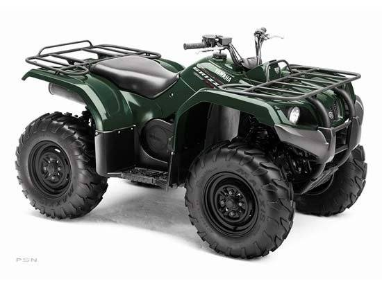 2011 Yamaha Grizzly 350 Auto. 4x4 IRS in Ebensburg, Pennsylvania - Photo 6