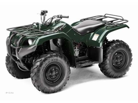 2011 Yamaha Grizzly 350 Auto. 4x4 IRS in Ebensburg, Pennsylvania - Photo 7
