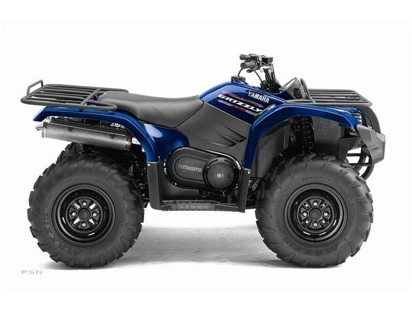 2011 Yamaha Grizzly 450 Auto. 4x4 in Long Island City, New York