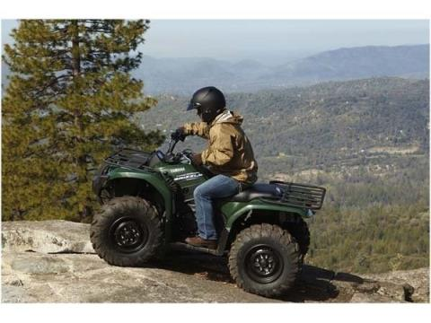 2011 Yamaha Grizzly 450 Auto. 4x4 EPS in Port Angeles, Washington