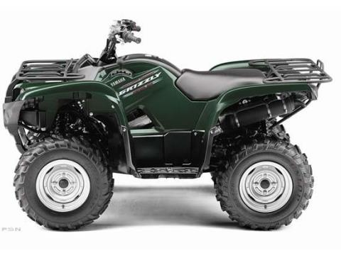 2011 Yamaha Grizzly 550 FI Auto. 4x4 in Columbus, Nebraska