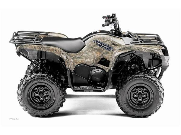 Used 2011 Yamaha Grizzly 550 FI Auto. 4x4 EPS ATVs in Boise, ID ...
