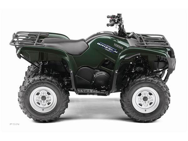 2011 Grizzly 700 FI Auto. 4x4 EPS