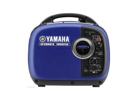 2011 Yamaha Inverter EF2000iS in Paw Paw, Michigan