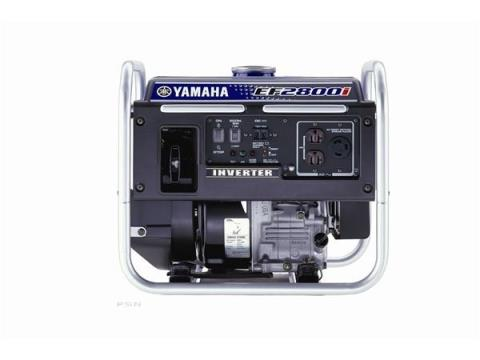2011 Yamaha Inverter EF2800i in Riverdale, Utah