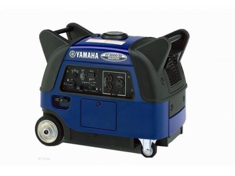 New 2011 Yamaha Inverter Ef3000ise Generators In