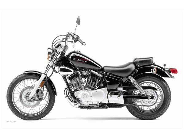 2011 Yamaha V Star 250 in Manheim, Pennsylvania