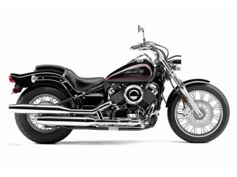 2011 Yamaha V Star Custom in Athens, Ohio