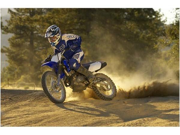 2011 Yamaha TT-R125LE 10