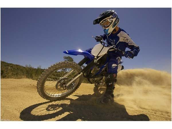 2011 Yamaha TT-R125LE 8