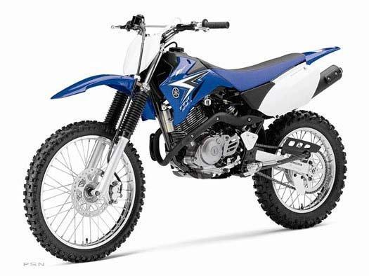 2011 Yamaha TT-R125LE 4