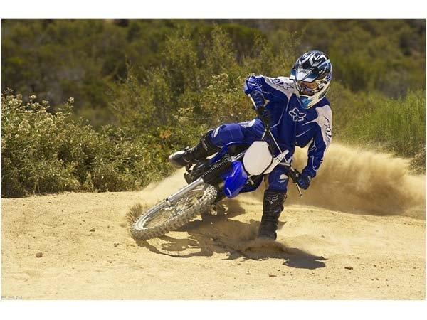 2011 Yamaha TT-R125LE 6