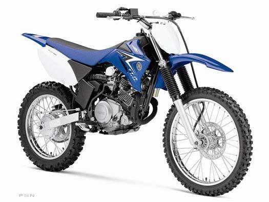 2011 Yamaha TT-R125LE 3