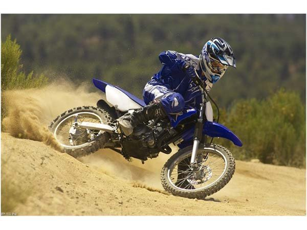2011 Yamaha TT-R125LE 5